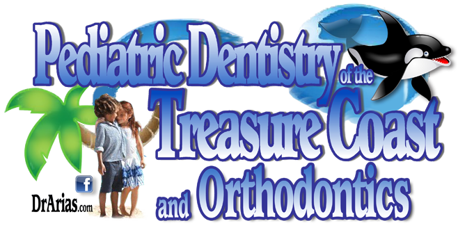 Dr. Arias Pediatric Dentistry serving Saint Lucie and Martin Counties, Florida